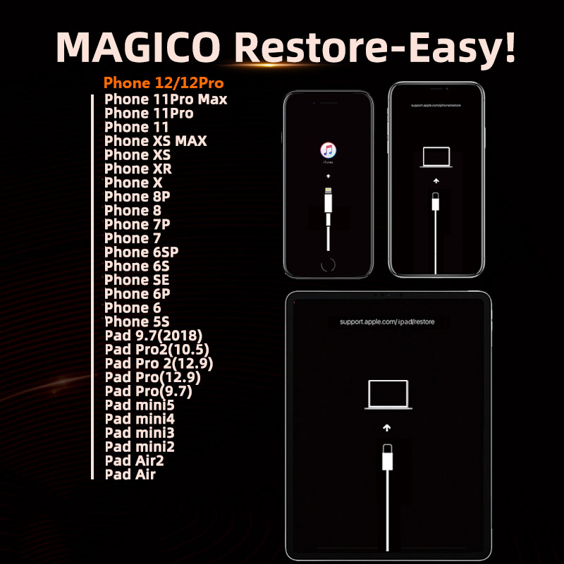 iPhone Restore-Easy Cable